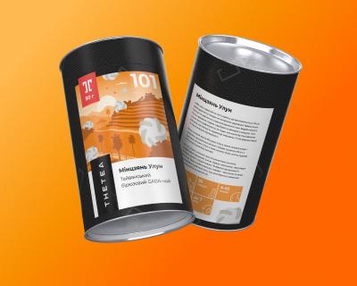 Брендинг чайної упаковки